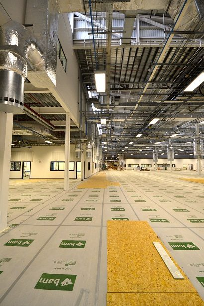 Commercial Ceiling Contractors | Taylor Hart | Hart Construction