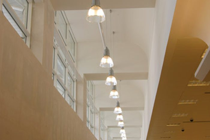 partitions and ceilings