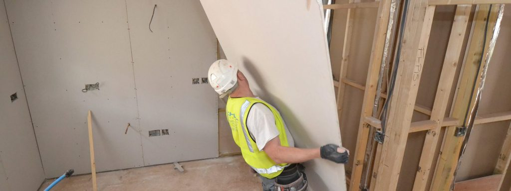 dry wall installations