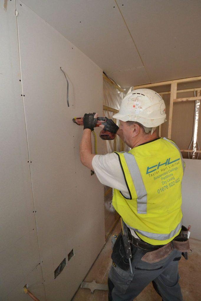 construction interiors contractors